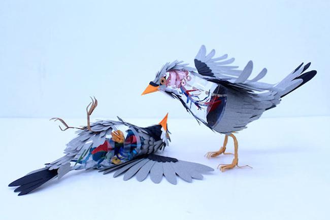 3d-bird